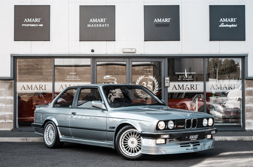 1987 D BMW 3 Series Alpina C2 E30  For Sale (picture 1 of 6)