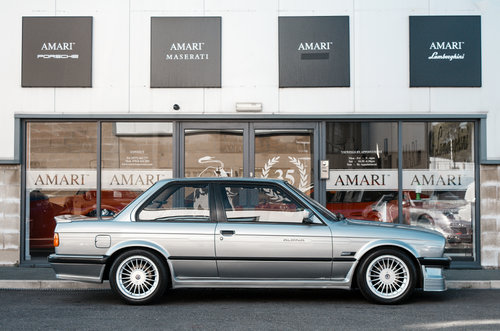 1987 D BMW 3 Series Alpina C2 E30  For Sale (picture 2 of 6)