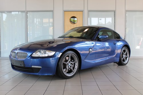 2007/57 BMW Z4 3.0 Sport Coupe SOLD (picture 1 of 6)
