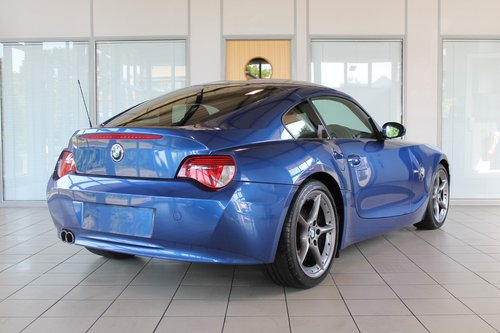 2007/57 BMW Z4 3.0 Sport Coupe SOLD (picture 2 of 6)