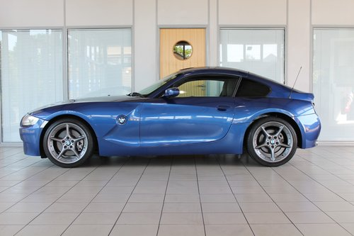 2007/57 BMW Z4 3.0 Sport Coupe SOLD (picture 3 of 6)