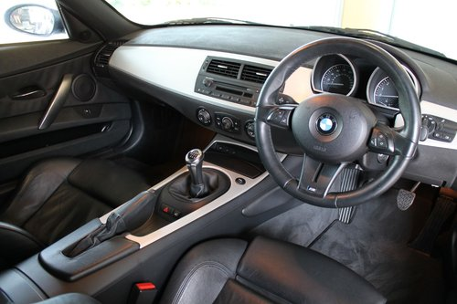 2007/57 BMW Z4 3.0 Sport Coupe SOLD (picture 5 of 6)