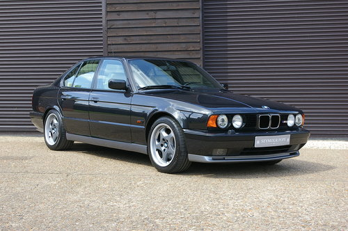 1993 BMW E34 M5 3.8 Saloon 5 Speed Manual (104,968 miles) SOLD (picture 2 of 6)