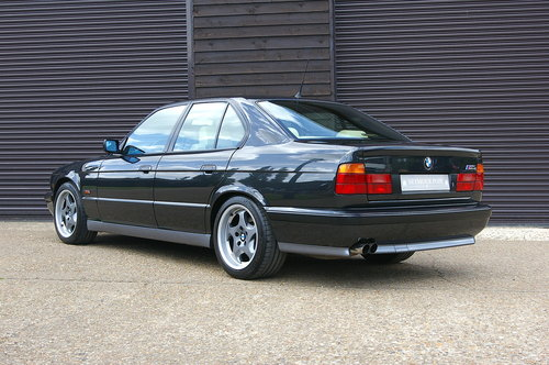 1993 BMW E34 M5 3.8 Saloon 5 Speed Manual (104,968 miles) SOLD (picture 3 of 6)
