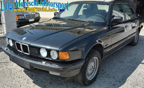 1990 BMW 735i E32 For Sale (picture 1 of 6)