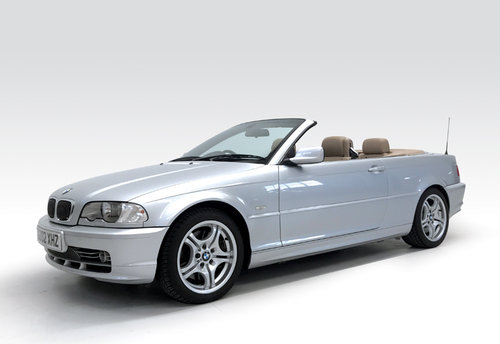2002 BMW 330Ci Convertible auto SOLD (picture 1 of 6)