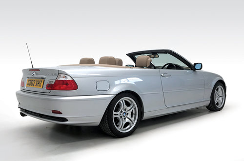 2002 BMW 330Ci Convertible auto SOLD (picture 2 of 6)