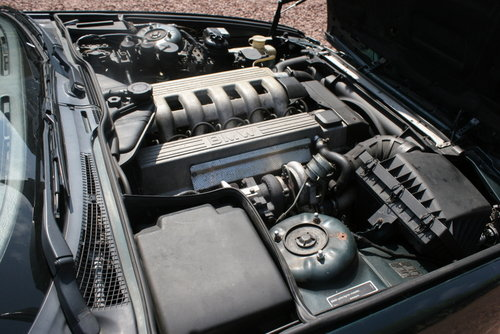 1995 BMW 525tds E34 Sport Kit Black Leather For Sale (picture 6 of 6)