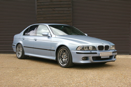 2001 BMW E39 M5 4.9 V8 Saloon Manual LHD (55,923 miles) SOLD (picture 2 of 6)
