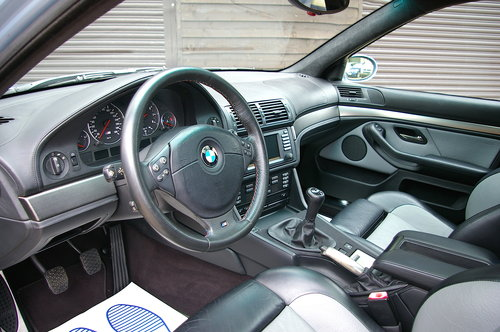 2001 BMW E39 M5 4.9 V8 Saloon Manual LHD (55,923 miles) SOLD (picture 4 of 6)