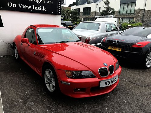 2001 BMW Z3 SOLD (picture 2 of 3)