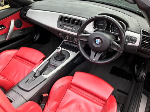 2006 '56' BMW Z4 2.0 M SPORT BLACK/RED 50K STUNNING!!! SOLD (picture 5 of 6)