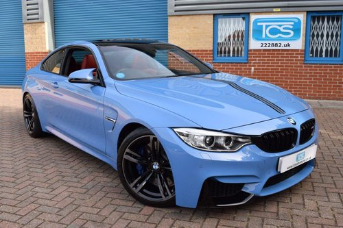 2014 BMW M4 DCT Coupe  SOLD (picture 1 of 6)