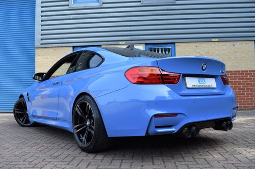 2014 BMW M4 DCT Coupe  SOLD (picture 2 of 6)