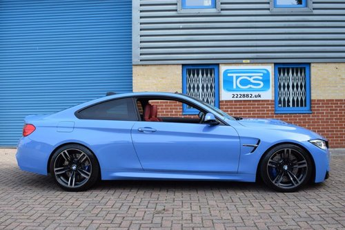 2014 BMW M4 DCT Coupe  SOLD (picture 3 of 6)