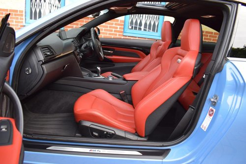 2014 BMW M4 DCT Coupe  SOLD (picture 6 of 6)