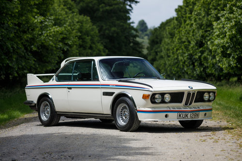 1973 BMW CSL Batmobile For Sale (picture 1 of 6)