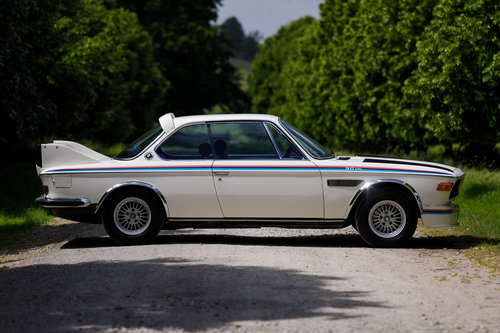 1973 BMW CSL Batmobile For Sale (picture 2 of 6)