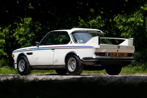 1973 BMW CSL Batmobile For Sale (picture 3 of 6)