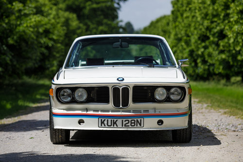 1973 BMW CSL Batmobile For Sale (picture 4 of 6)