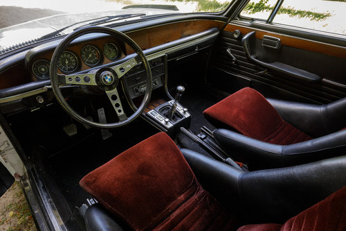 1973 BMW CSL Batmobile For Sale (picture 5 of 6)