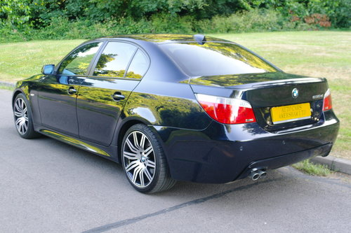 BMW 530d M Sport. Auto. Low Miles. FSH. Stunning Example.. SOLD (picture 6 of 6)