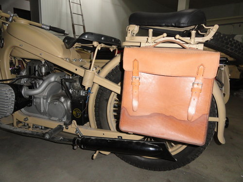 1938 BMW R12 Militar with sidecar For Sale (picture 4 of 6)