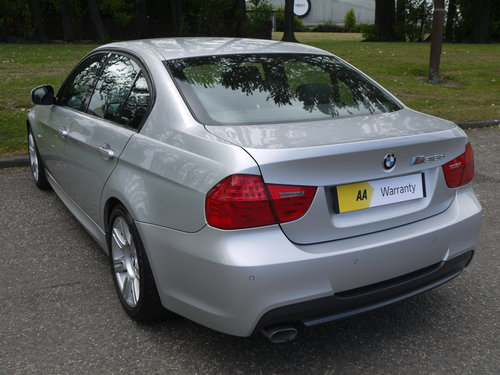 2010 BMW 3 Series 2.0 318d M Sport Automatic 4dr **FULL SERVICE H For Sale (picture 3 of 6)