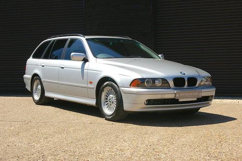 2002 BMW E39 525i SE Touring Auto (36,342 miles) SOLD (picture 2 of 6)