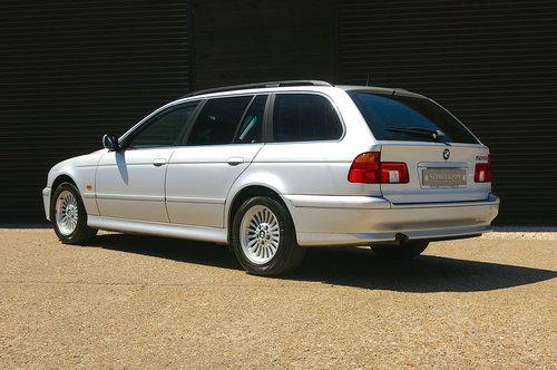 2002 BMW E39 525i SE Touring Auto (36,342 miles) SOLD (picture 3 of 6)
