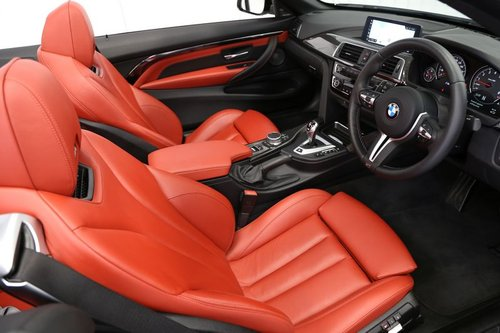 2018 BMW M4 Convertible Competition Package - One Owner  For Sale (picture 4 of 6)