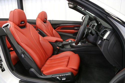 2018 BMW M4 Convertible Competition Package - One Owner  For Sale (picture 5 of 6)