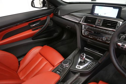 2018 BMW M4 Convertible Competition Package - One Owner  For Sale (picture 6 of 6)