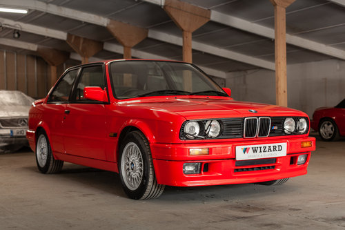 1989 BMW E30 325i Sport NOW SOLD.  For Sale (picture 1 of 6)