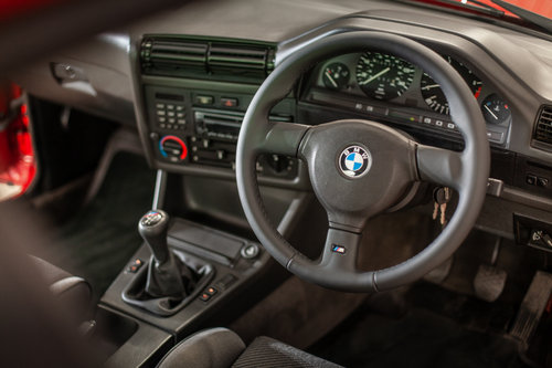 1989 BMW E30 325i Sport NOW SOLD.  For Sale (picture 4 of 6)