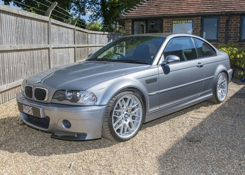 2003 BMW E46 M3 CSL SOLD (picture 2 of 6)