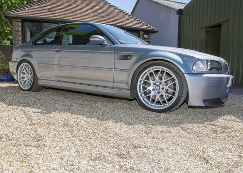 2003 BMW E46 M3 CSL SOLD (picture 3 of 6)