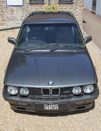 1987 BMW E28 M5 For Sale (picture 2 of 6)