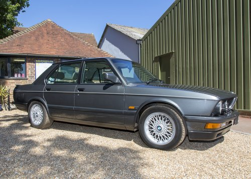 1987 BMW E28 M5 For Sale (picture 3 of 6)