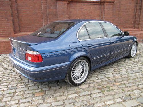 2001 BMW ALPINA 4.6 V8 B10 E39 - LOW MILEAGE For Sale (picture 2 of 6)