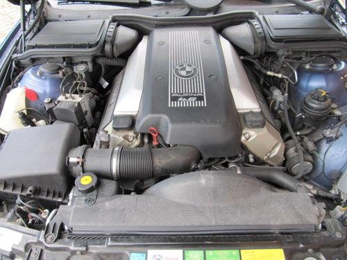 2001 BMW ALPINA 4.6 V8 B10 E39 - LOW MILEAGE For Sale (picture 6 of 6)