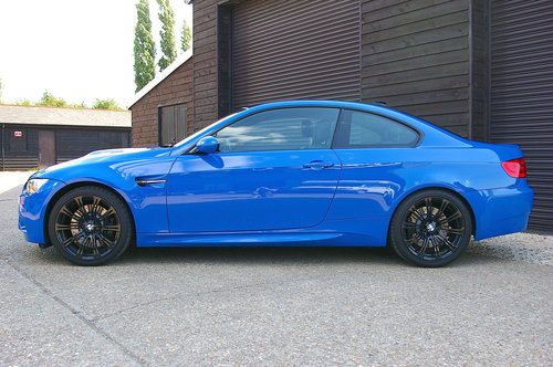 2013 BMW E92 M3 4.0 V8 Limited Edition 500 DCT Coupe SOLD (picture 1 of 6)