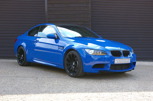 2013 BMW E92 M3 4.0 V8 Limited Edition 500 DCT Coupe SOLD (picture 2 of 6)
