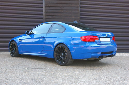2013 BMW E92 M3 4.0 V8 Limited Edition 500 DCT Coupe SOLD (picture 3 of 6)