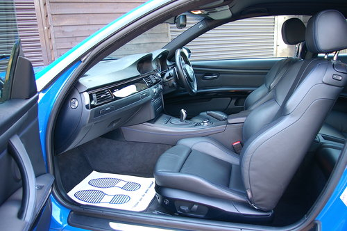 2013 BMW E92 M3 4.0 V8 Limited Edition 500 DCT Coupe SOLD (picture 4 of 6)