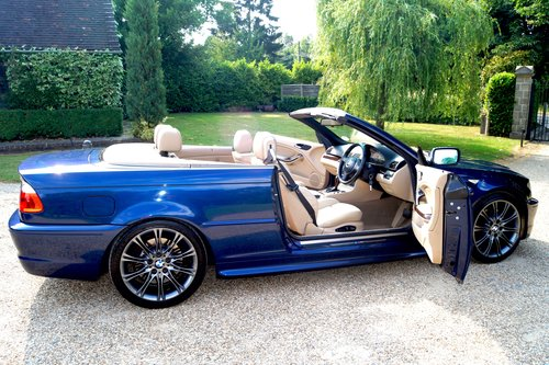 2004 BMW 330ci M Sport convertible.1 former keeper, with FSH SOLD (picture 4 of 6)