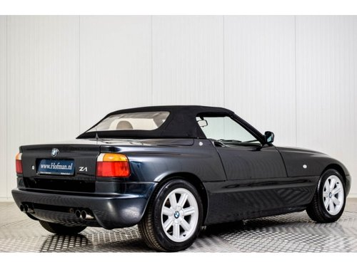 1990 BMW Z1 2.5i Roadster For Sale (picture 2 of 6)