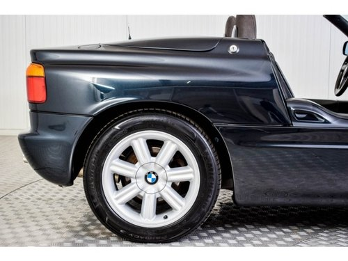 1990 BMW Z1 2.5i Roadster For Sale (picture 4 of 6)