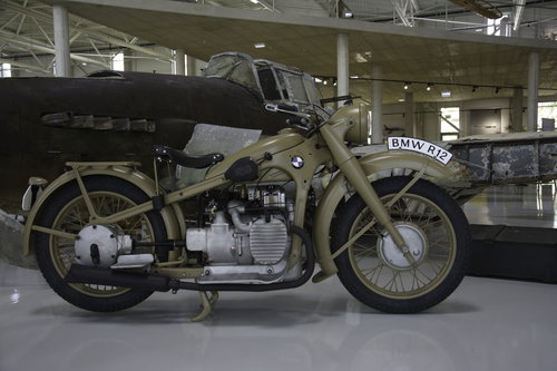 1942 BMW R12 rare Military version - 1940 For Sale (picture 2 of 6)