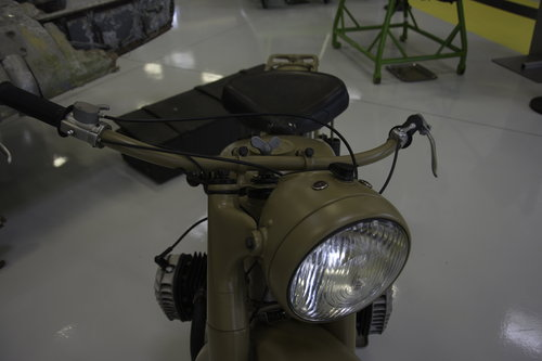 1942 BMW R12 rare Military version - 1940 For Sale (picture 5 of 6)